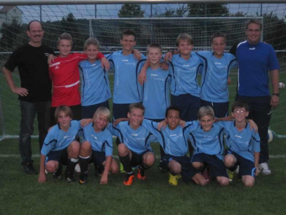 JFG Wü-Nord U13 2012/13