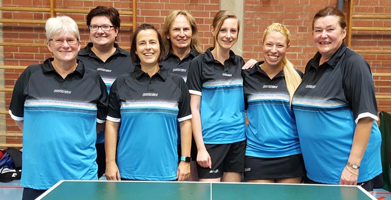 SB Versbach - 2. Damenmannschaft